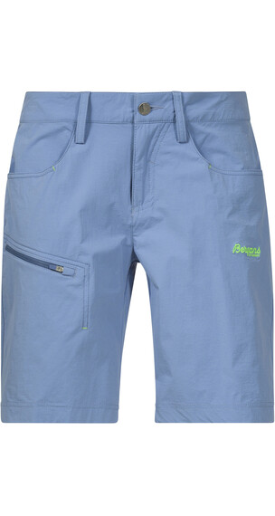 Bergans W's Moa Shorts Dusty LT Blue/Dusty Blue